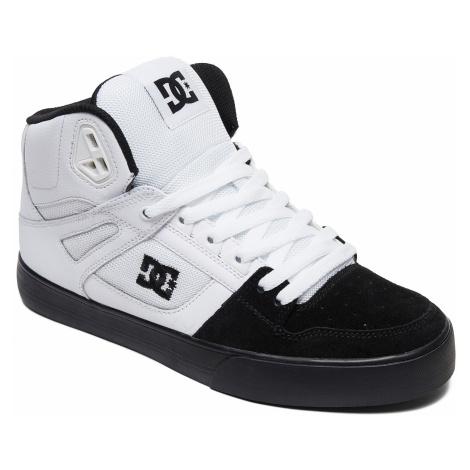 shoes DC Pure High -Top WC - WBK/White/Black - men´s