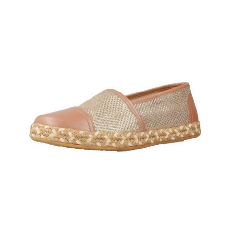 Geox D M0DESTY women's Espadrilles / Casual Shoes in Pink
