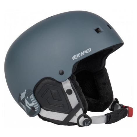 Reaper SURGE gray - Men's snowboard helmet