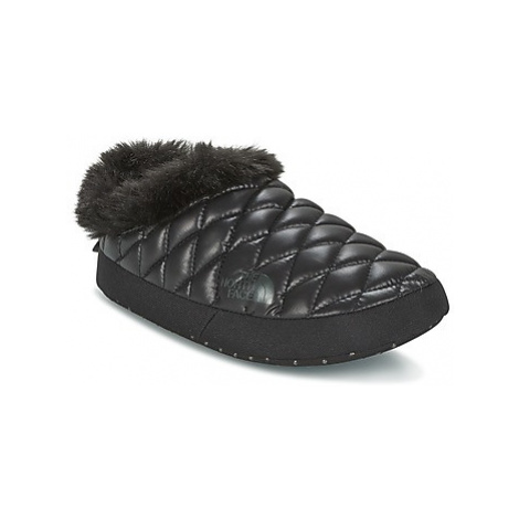 The North Face THERMOBALL TENT MULE FUR IV women's Slippers in Black