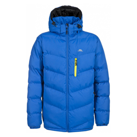 Trespass Mens Blustery Padded Jacket - Electric Blue - S