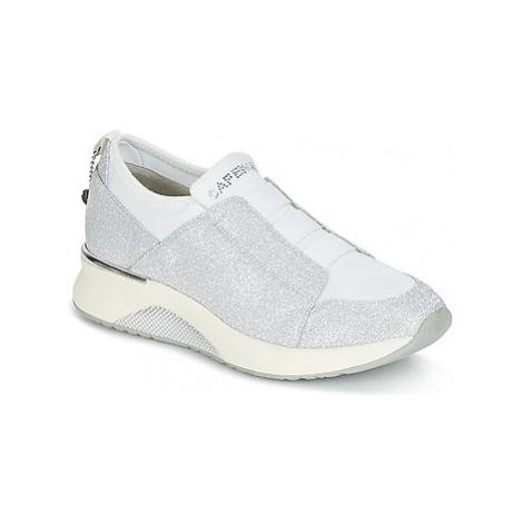 Café Noir YAPET women's Shoes (Trainers) in White