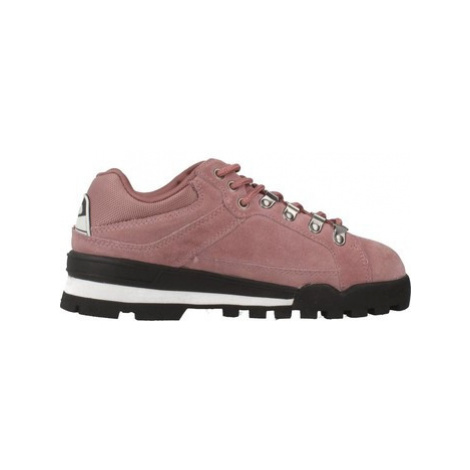 Fila TRAILBLAZER S women's Shoes (Trainers) in Pink