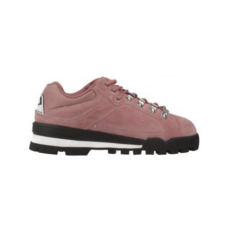 Fila TRAILBLAZER S women's Shoes (Trainers) in Pink
