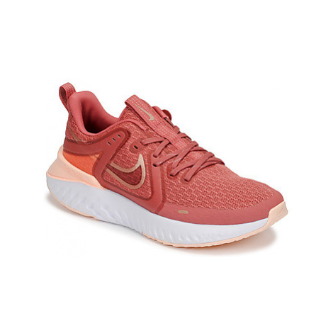 Nike LEGEND REACT 2 W women's Running Trainers in Pink