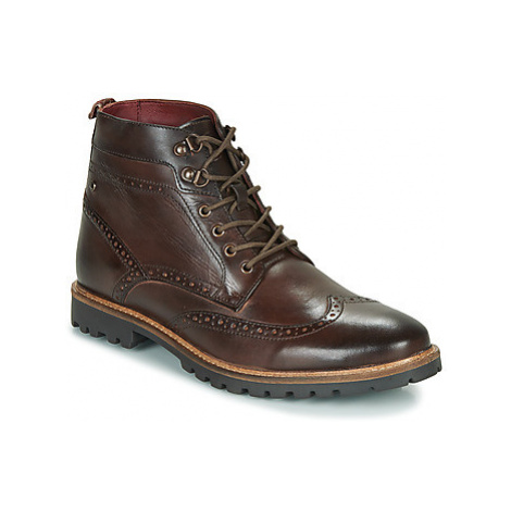Base London BOWER men's Mid Boots in Brown