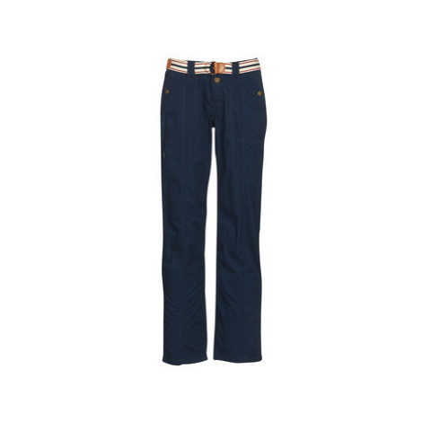 Esprit VASSINO women's Trousers in Blue