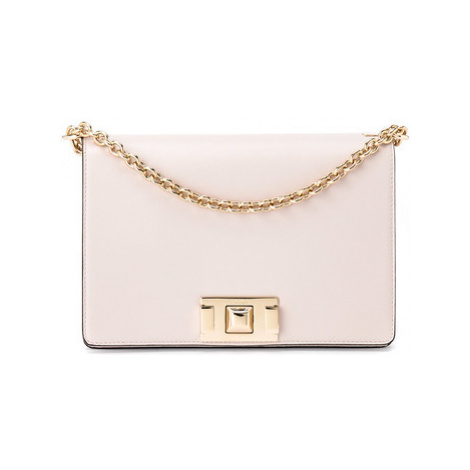 Furla shoulder bag model Mimì S in linen-colored leather women's Shoulder Bag in Beige