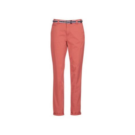 Esprit AXERTO women's Trousers in Pink