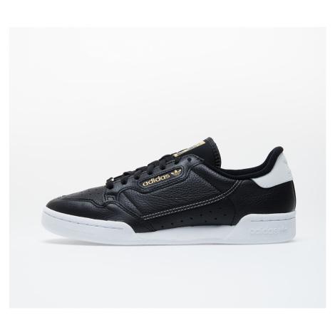 adidas Continental 80 Core Black/ Core Black/ Ftw White