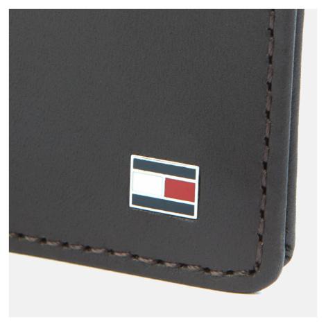 Tommy Hilfiger Men's Eton Credit Card Holder - Brown