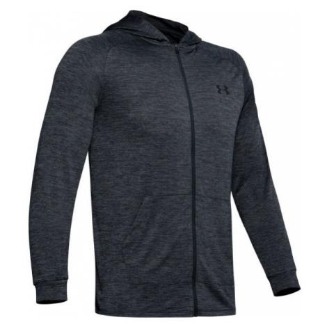 Under Armour TECH 2.0 FZ HOODIE black - Men's sweatshirt