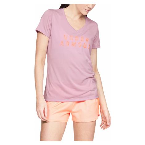 Under Armour Tech™ T-shirt Violet