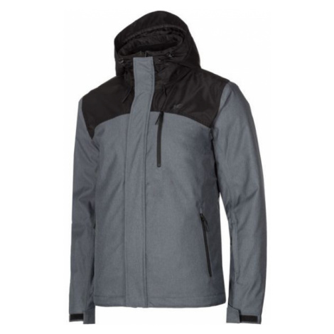 4F MAN´S SKI JACKET black - Men's ski jacket