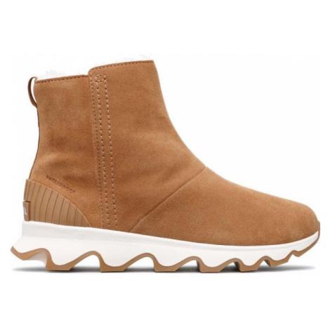 Sorel KINETIC SHORT beige - Women's shoes