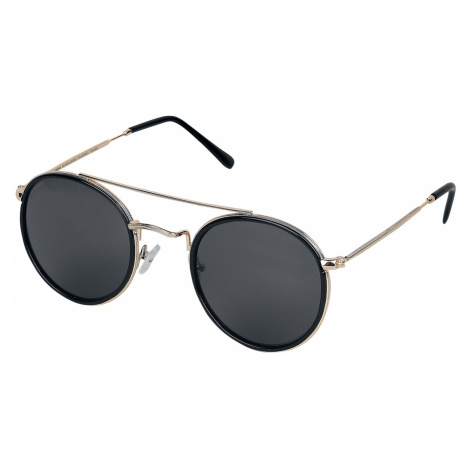 Urban Classics - Palermo - Sunglasses - black-gold