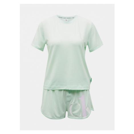 Calvin Klein Pyjama Green