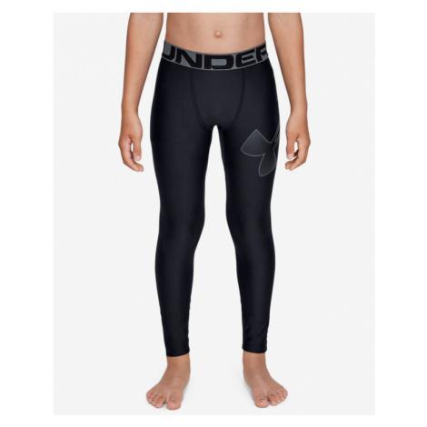Black boys' thermal underwear