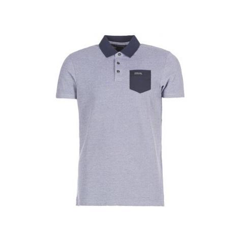 Scotch Soda BRENNE men's Polo shirt in Grey Scotch & Soda