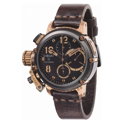 U-Boat Watch Chimera Black Bronze Chrono Limited Edition