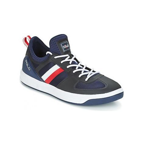 Polo Ralph Lauren COURT 200 men's Shoes (Trainers) in Blue