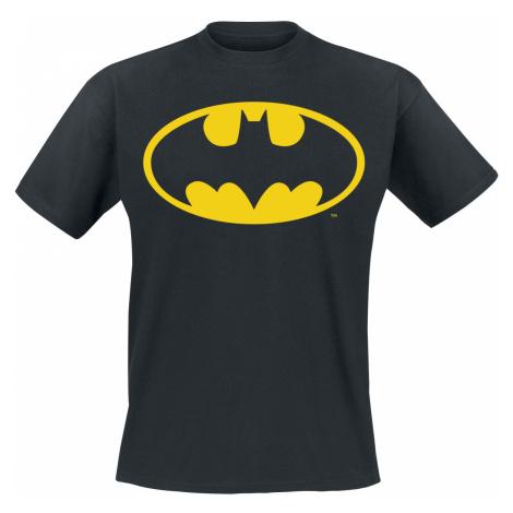 Batman - Classic Logo - T-Shirt - black