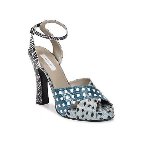 Marc Jacobs Elap women's Sandals in Blue