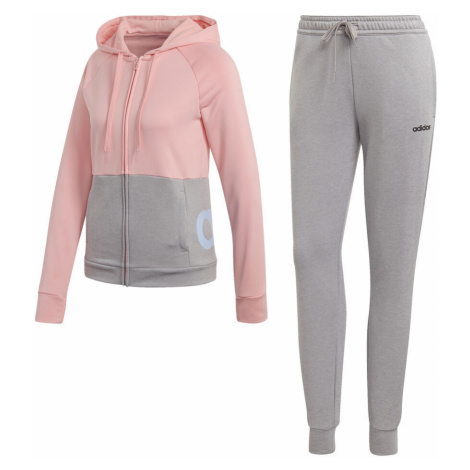 Linear FT Tracksuit Women Adidas