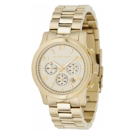 Ladies Michael Kors Runway Chronograph Watch MK5055