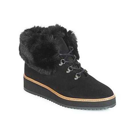 Castaner FREYA women's Mid Boots in Black Castañer