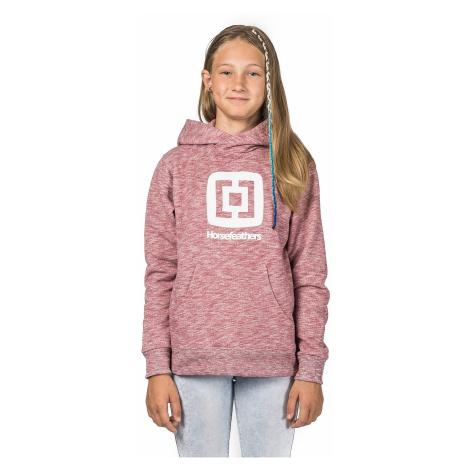 sweatshirt Horsefeathers Tibby - Heather Rose