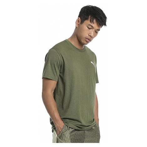 T-Shirt Puma Energy - Olivine Heather - men´s