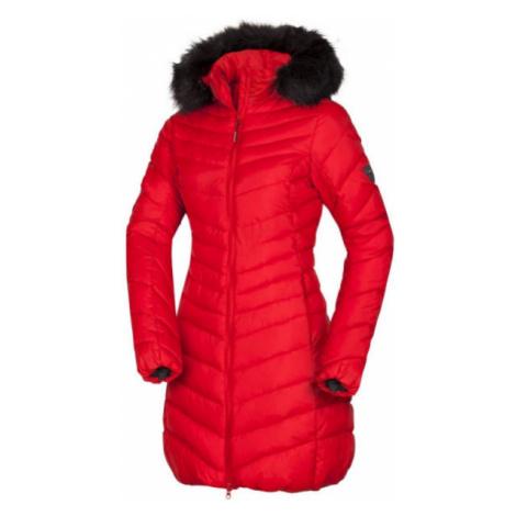Northfinder VONILA red - Women's longline jacket