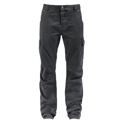 Brandit Rocky Star Pants Cargo Trousers charcoal