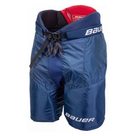 Bauer NSX PANTS JR blue - Children's ice hockey pants