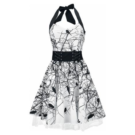 Vixxsin - Dark Crow - Dress - white