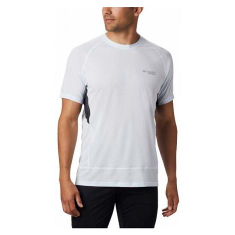 Columbia TITAN ULTRA II SS SHIRT white - Men's running T-shirt