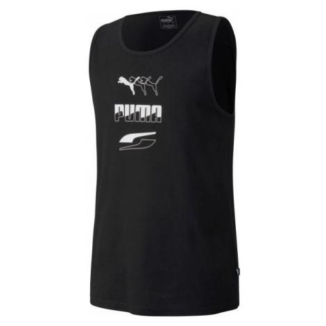 Puma REBEL TANK - Men's top