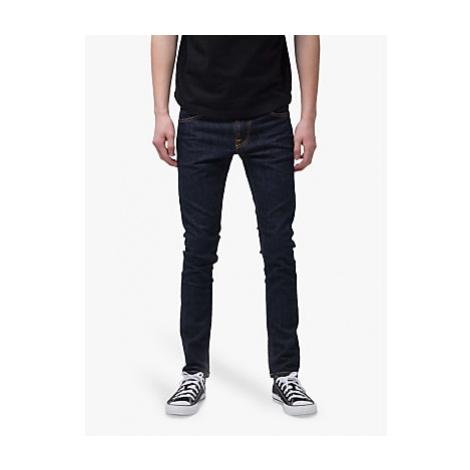 Nudie Jeans Slim Tight Terry Jeans, Rinse Twill Nudie Jeans Co