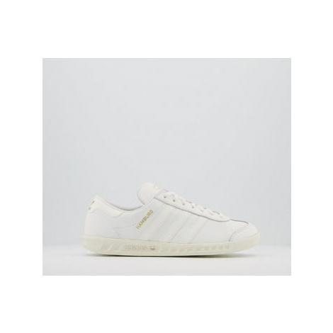 Adidas Hamburg Trainers WHITE WHITE WHITE