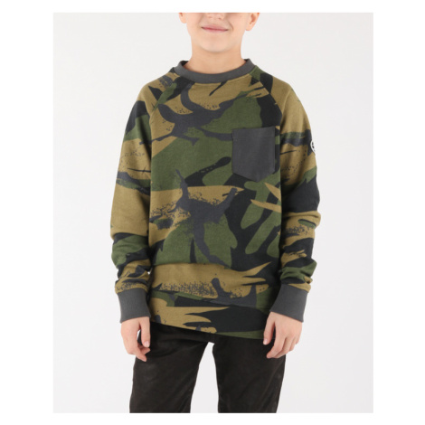 O'Neill Kids Sweatshirt Green Colorful