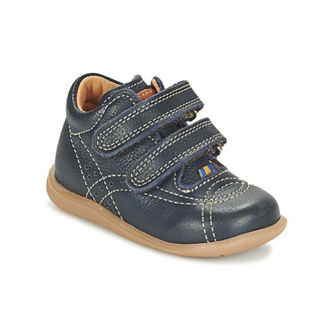 Kavat VANSBRO EP boys's Children's Mid Boots in Blue