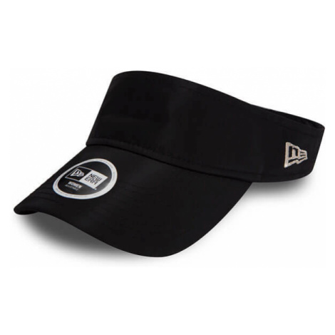 New Era 9Forty Womens Black Sport Visor Black