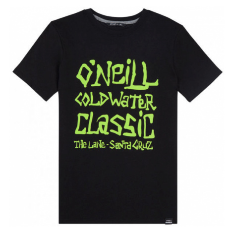 O'Neill LB COLD WATER CLASSIC T-SHIRT black - Boys' T-shirt