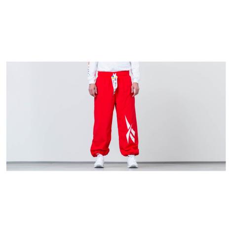 Reebok Pyer Moss Crinkle Jogger Primal Red