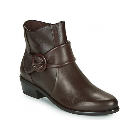 Caprice LINTINE women's Mid Boots in Brown