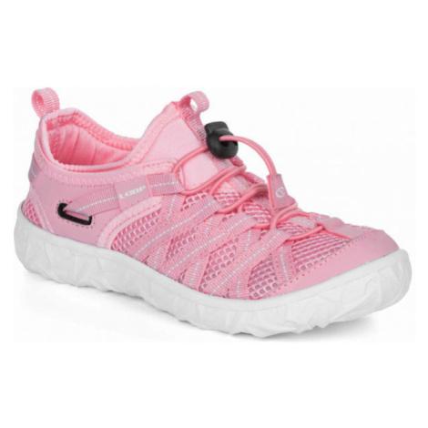 Loap ALAMA JR pink - Kids' sandals