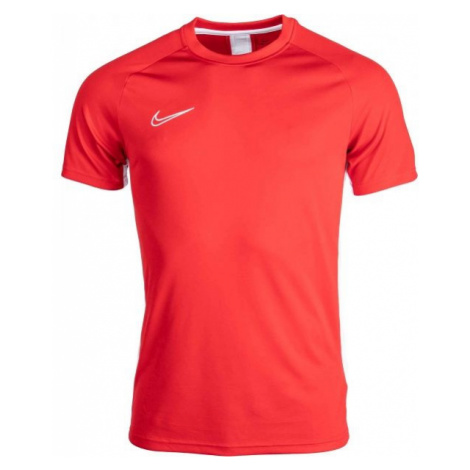 Nike DRY ACDMY TOP SS red - Men's football T-shirt