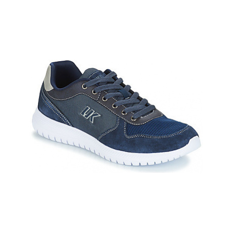 Lumberjack YURI men's Shoes (Trainers) in Blue