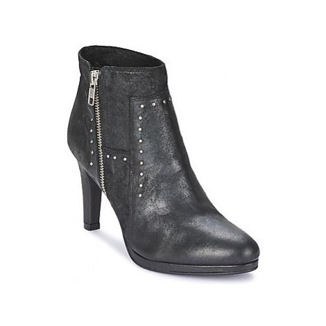 Myma SECIN women's Low Ankle Boots in Black